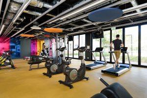 Salle fitness, résidence L'Alexandrin - Toulouse